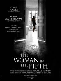 locandina del film THE WOMAN IN THE FIFTH