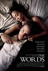 locandina del film THE WORDS