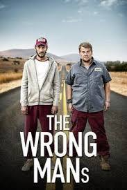 locandina del film THE WRONG MANS - STAGIONE 2