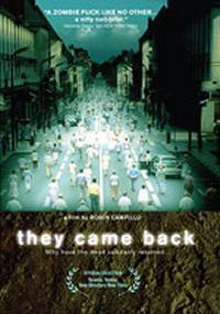 locandina del film THEY CAME BACK