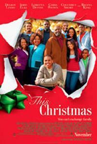 locandina del film THIS CHRISTMAS - NATALE E ALTRI GUAI