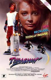 locandina del film THRASHIN' - CORSA AL MASSACRO