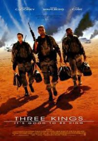 locandina del film THREE KINGS