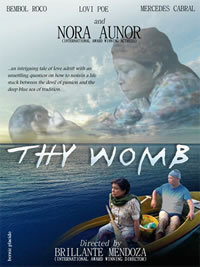 locandina del film THY WOMB