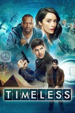 locandina del film TIMELESS - STAGIONE 1
