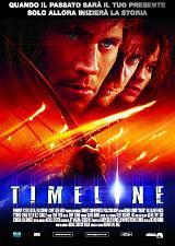 locandina del film TIMELINE