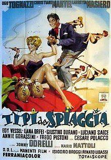 locandina del film TIPI DA SPIAGGIA