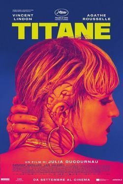 locandina del film TITANE