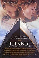 locandina del film TITANIC