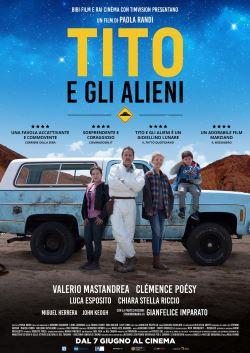 locandina del film TITO E GLI ALIENI