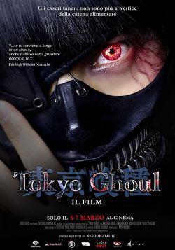 locandina del film TOKYO GHOUL: IL FILM