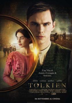 locandina del film TOLKIEN
