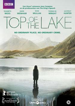 locandina del film TOP OF THE LAKE - IL MISTERO DEL LAGO - STAGIONE 1