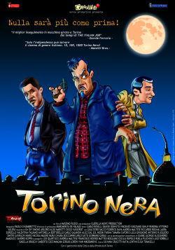 locandina del film TORINO NERA (2019)