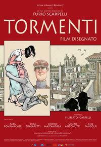 locandina del film TORMENTI - FILM DISEGNATO
