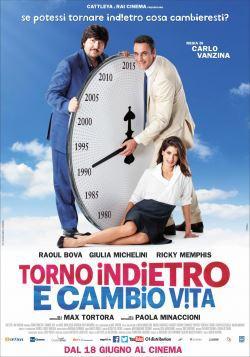 locandina del film TORNO INDIETRO E CAMBIO VITA
