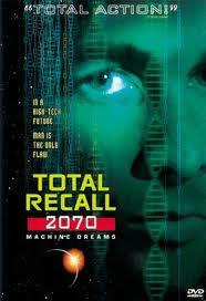 locandina del film TOTAL RECALL 2070