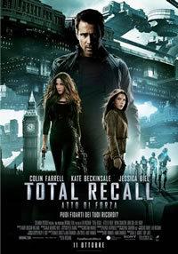 locandina del film TOTAL RECALL - ATTO DI FORZA