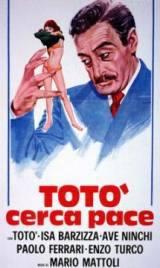 Toto' Cerca Pace (1954)