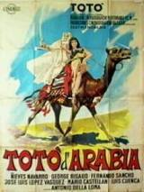locandina del film TOTO' D'ARABIA