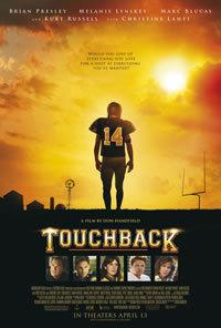 locandina del film TOUCHBACK