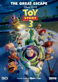 Toy Story 3: La Grande Fuga (2010)
