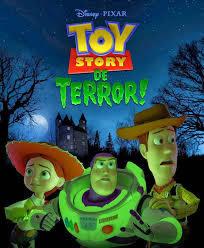 locandina del film TOY STORY OF TERROR!
