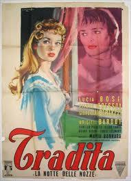 locandina del film TRADITA