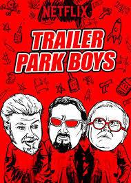 locandina del film TRAILER PARK BOYS - STAGIONE 10