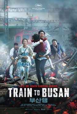 locandina del film TRAIN TO BUSAN