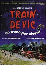 locandina del film TRAIN DE VIE - UN TRENO PER VIVERE