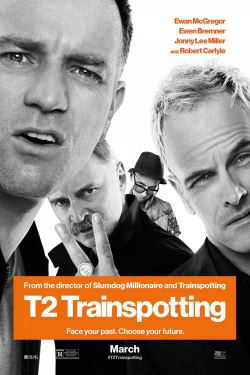 locandina del film TRAINSPOTTING 2