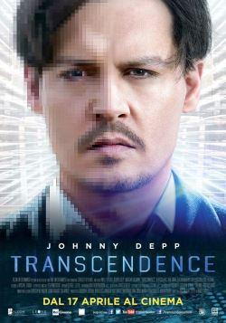 locandina del film TRANSCENDENCE
