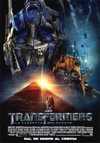 Transformers – La Vendetta del Caduto (2009)