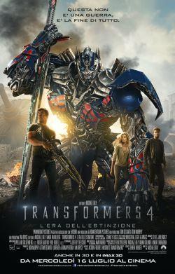 Transformers 4 – L'Era Dell'Estinzione (2014)