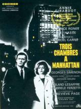 locandina del film TRE CAMERE A MANHATTAN