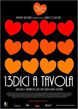 locandina del film TREDICI A TAVOLA