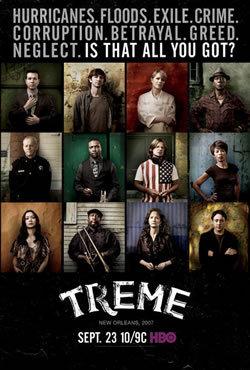 locandina del film TREME - STAGIONE 3