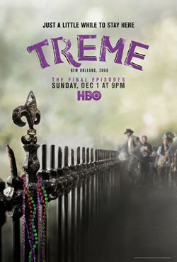 locandina del film TREME - STAGIONE 4
