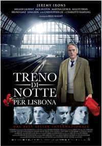 locandina del film TRENO DI NOTTE PER LISBONA