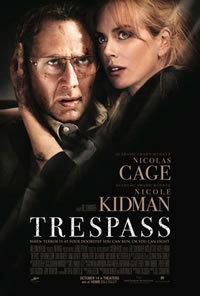 locandina del film TRESPASS