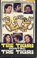 Tre Tigri Contro Tre Tigri (1977)