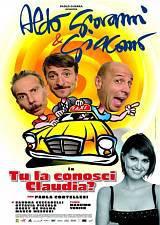 locandina del film TU LA CONOSCI CLAUDIA?