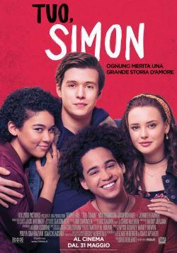 locandina del film TUO, SIMON