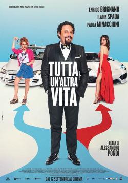 locandina del film TUTTA UN'ALTRA VITA