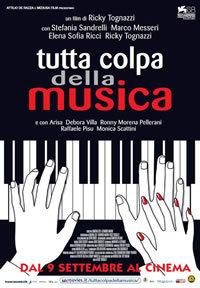locandina del film TUTTA COLPA DELLA MUSICA