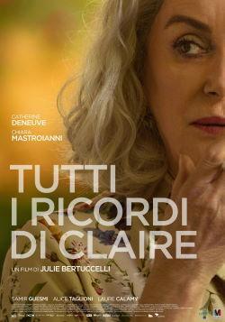 locandina del film TUTTI I RICORDI DI CLAIRE