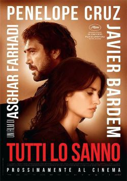 locandina del film TUTTI LO SANNO
