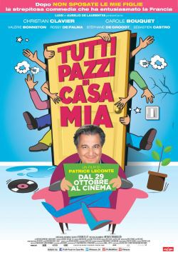 Tutti Pazzi In Casa Mia (2015)