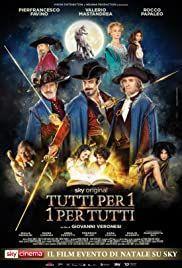 locandina del film TUTTI PER 1 - 1 PER TUTTI